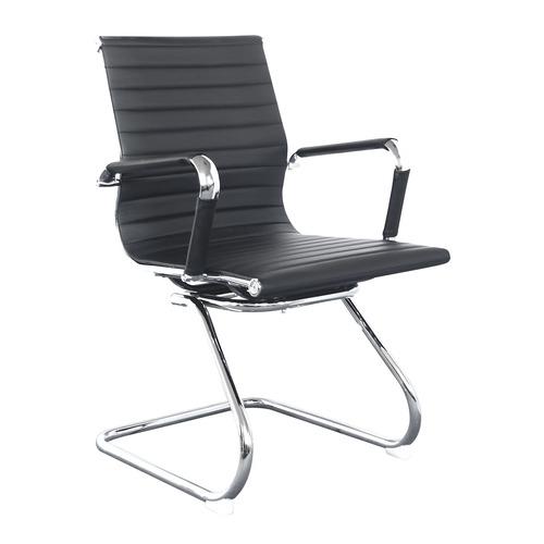 Кресло для посетителей офисное Бюрократ CH-883 Low-V