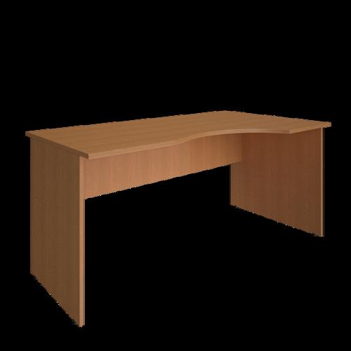 Стол рабочий эргономичный А.СА-1 Правый 160 см