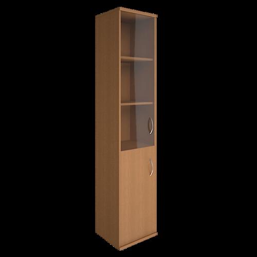 Шкаф для документов А-СУ-1.2 Л/Пр со стеклом