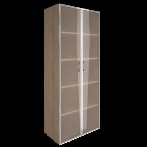 Шкаф для документов с высоким стеклом LT-ST 1.10R