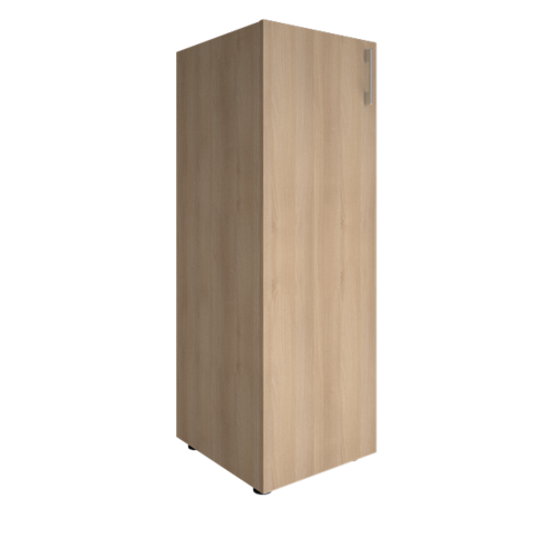 Шкаф для документов узкий средний закрытый LT-SU 2.3