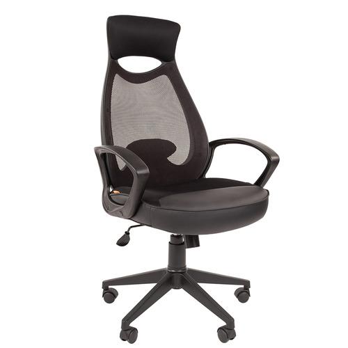 Компьютерное кресло Chairman СН-840 Black
