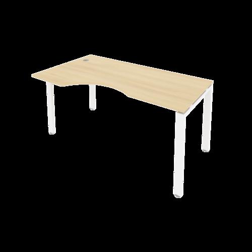 Стол рабочий эргономичный Б.СА-1Л 160 см