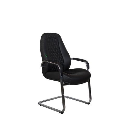 Кресло для посетителей офисное Рива F385