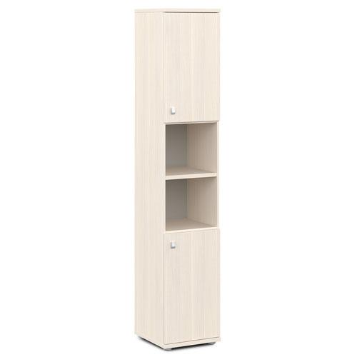 Шкаф для документов ЭКСПРО V-504 узкий полузакрытый