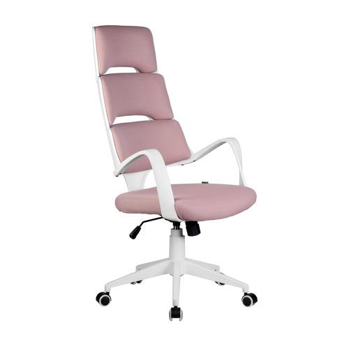 Компьютерное кресло Рива Sakura белый пластик