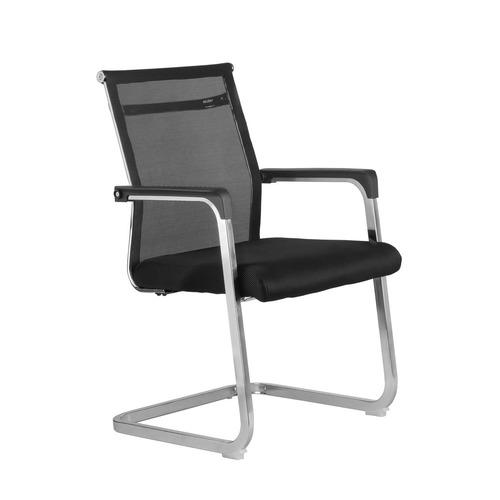 Кресло для посетителей офисное Рива D801E