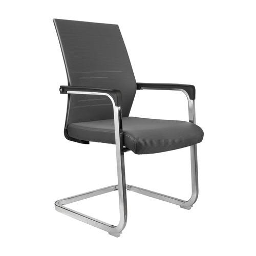 Кресло для посетителей офисное Рива D818