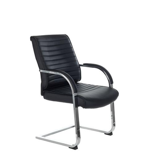 Кресло для посетителей офисное Бюрократ T-8010N-Low-V