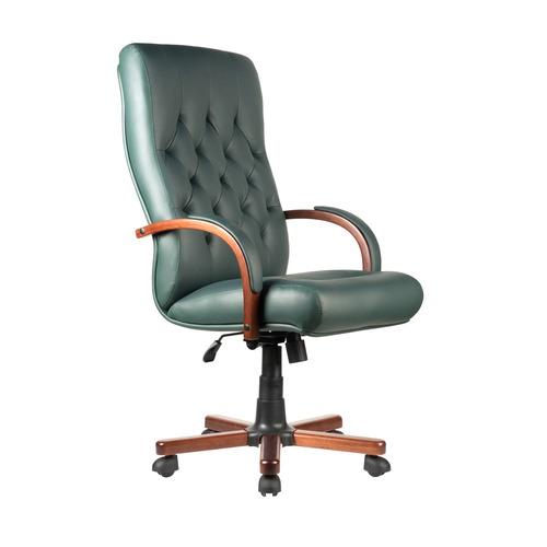 Кресло руководителя Рива M 175 A зеленое