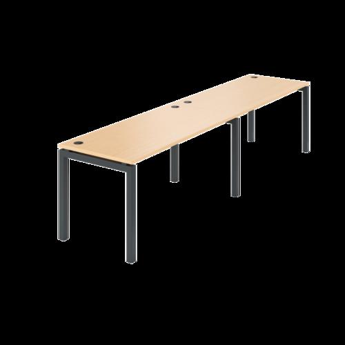 Бэнч-система столов на 2 р.м. АМБЛ-004-2