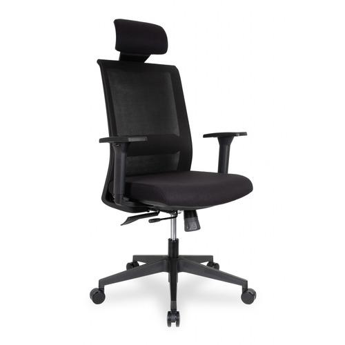 Компьютерное кресло College CLG-429 MBN-A Black