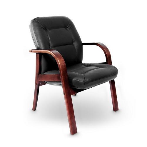 Кресло для посетителей офисное Виктория D