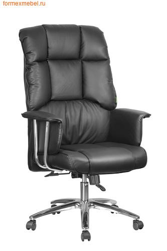 Кресло руководителя RCH 9502 (натур. кожа) кожа черная (фото)