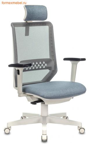 Компьютерное кресло Бюрократ EXPERT красное сиденье (фото)