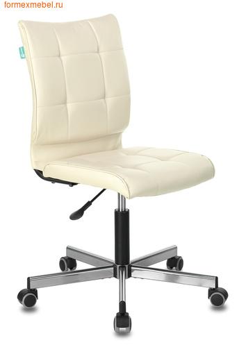 Компьютерное кресло Бюрократ CH-330M иск.кожа белое  (фото)