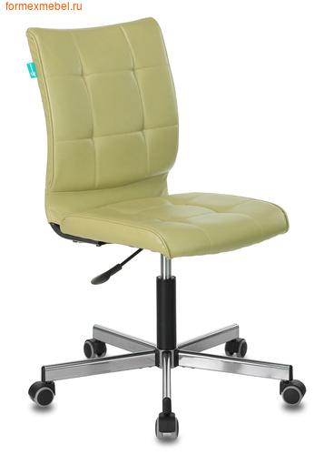 Компьютерное кресло Бюрократ CH-330M иск.кожа зеленое (фото)