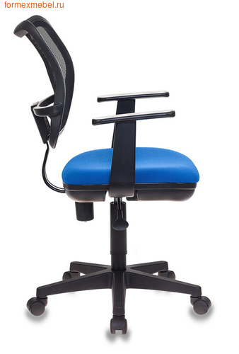 Компьютерное кресло Бюрократ CH-797AXSN черный пластик (фото)