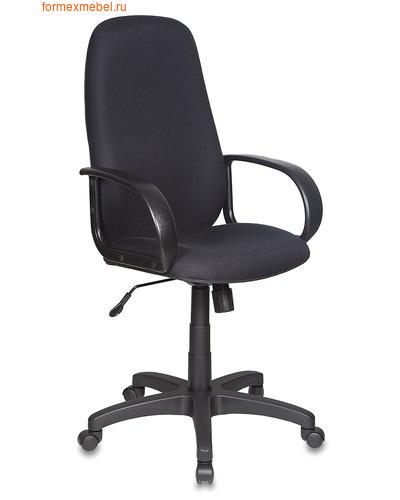 Компьютерное кресло Бюрократ CH-808AXSN Ткань  рогожка черная 3C11  (фото)