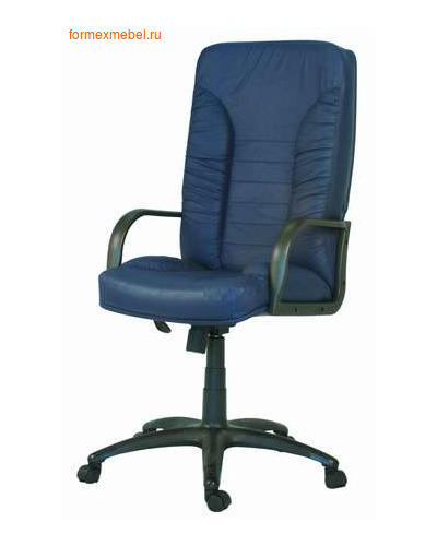 Кресло руководителя ТАНГО Стандарт Стандарт , кожа MADRAS  + кожзам (фото)