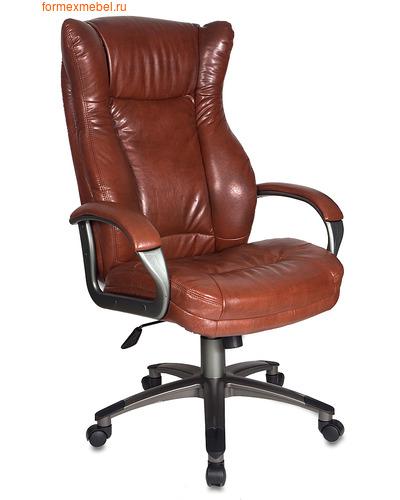 Компьютерное кресло Бюрократ CH-879AXSN Brown (фото)