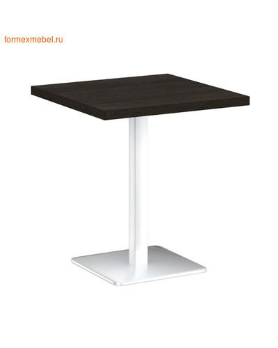 ЭКСПРО VASANTA -103 Стол на металлической опоре дуб Кентербери (фото)