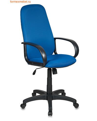 Компьютерное кресло Бюрократ CH-808AXSN Ткань TW синяя (фото)