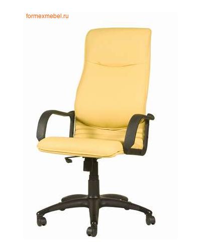 Кресло руководителя НОВА Стандарт, кожа натуральная КОНСУЛ (фото)
