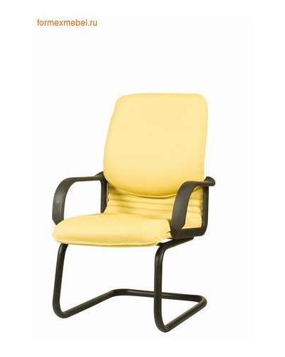Кресло руководителя НОВА Стандарт конференц, кожа натуральная КОНСУЛ (фото)