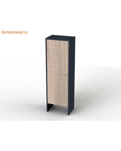 Шкаф для одежды ЭКСПРО ИННОВАЦИЯ I-721 Шкаф для одежды Дуб Сонома/антрацит (фото)
