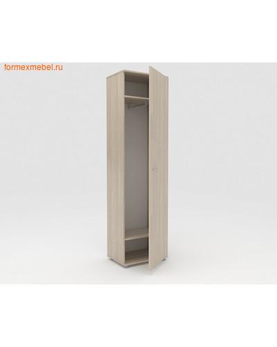 Шкаф для одежды ЭКСПРО PUBLIC P-621 дуб Сантана светлый (фото)