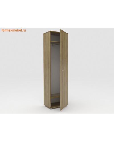 Шкаф для одежды ЭКСПРО PUBLIC P-621 дуб Сантана золотистый (фото)