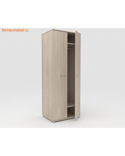 Шкаф для одежды ЭКСПРО PUBLIC P-731 дуб Сантана светлый (фото)