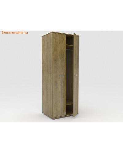 Шкаф для одежды ЭКСПРО PUBLIC P-731 дуб Сантана золотистый (фото)