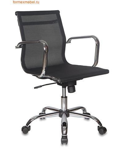 Компьютерное кресло Бюрократ СН-993 Low черная сетка (фото)