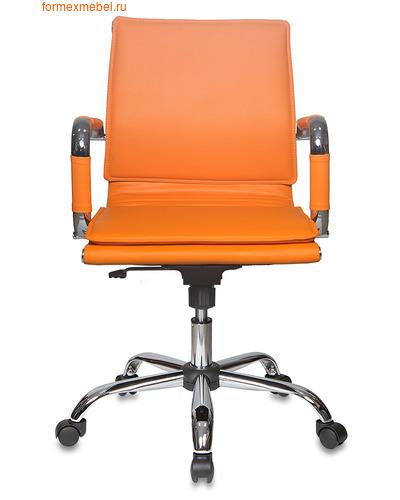 Компьютерное кресло Бюрократ СН-993 Low оранжевое (фото)