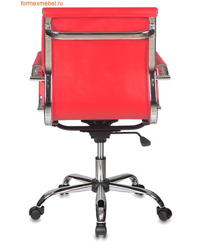 Компьютерное кресло Бюрократ СН-993 Low красное (фото)