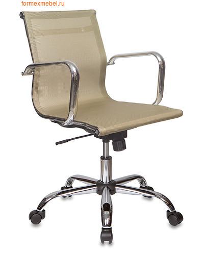 Компьютерное кресло Бюрократ СН-993 Low золотая сетка (фото)