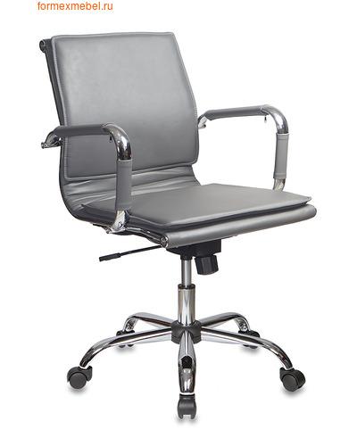 Компьютерное кресло Бюрократ СН-993 Low серое (фото)