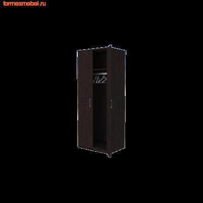 Шкаф для одежды Протех ПРИОРИТЕТ  К-988 дуб венге (фото)