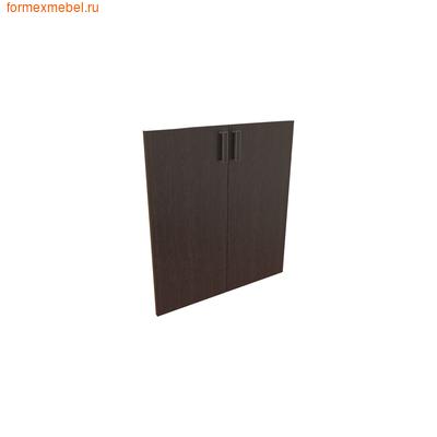 Комплект дверей ЛДСП ПРИОРИТЕТ К-977 венге (фото)