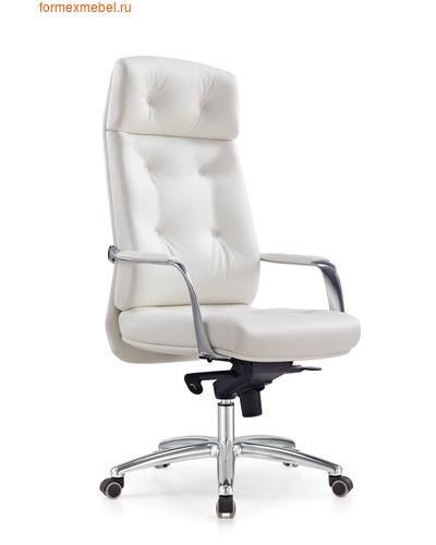 Кресло руководителя Бюрократ DAO белый (фото)