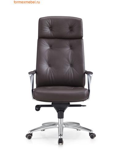 Кресло руководителя Бюрократ DAO коричневый (фото)