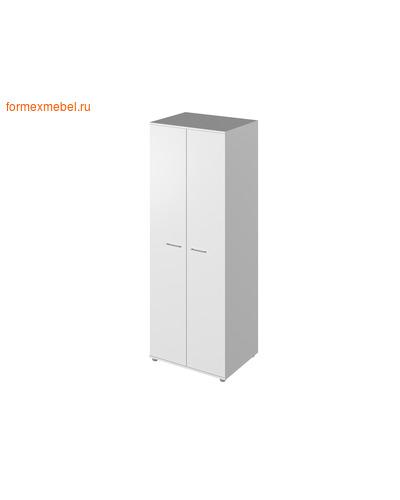Шкаф для одежды ЭКСПРО PUBLIC P-731 белый (фото)