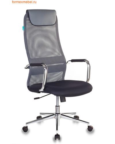 Компьютерное кресло Бюрократ KB-9N серый (фото)