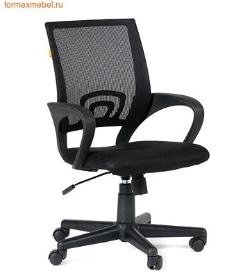 Компьютерное кресло Chairman CH-696 черная сетка (фото)