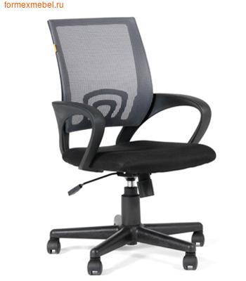 Компьютерное кресло Chairman CH-696 серая сетка (фото)