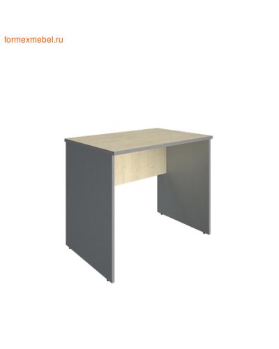 Стол рабочий А.СП-1.1 90 см клен, белый, венге, венге-металлик, клен-металлик (фото)