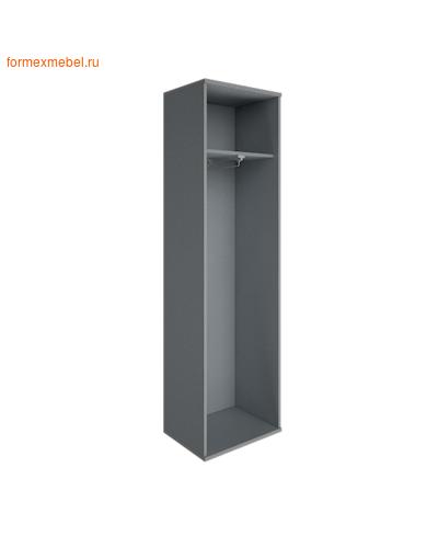 Шкаф для одежды А.ГБ-1 узкий клен, белый, венге, венге-металлик, клен-металлик (фото)