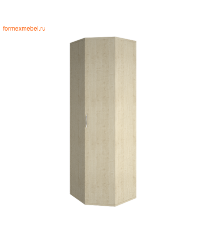 Шкаф для одежды А.ГБ-3 угловой клен, белый, венге, венге-металлик, клен-металлик (фото)